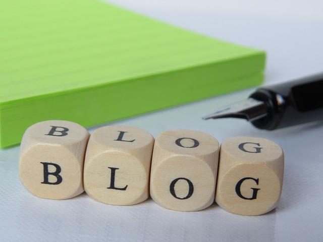 Gérer son blog